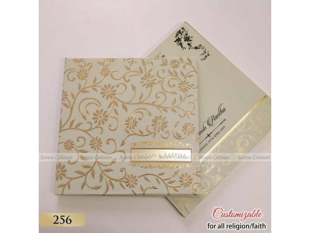 SEVEN COLOURS CARD