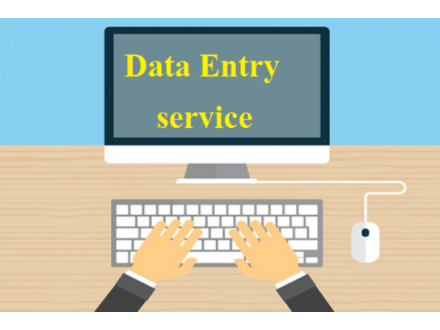 Data Entry Projects Outsourcing Services | Data entry work – AscentBPO