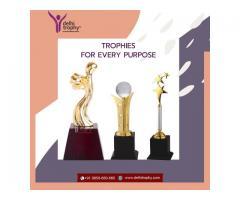 Delhi Trophy Manufacturer | Awards, Mementos, Trophies