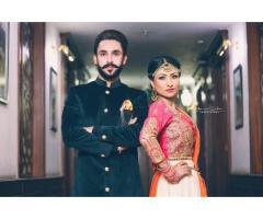 Aman Sidhu Best Wedding  Photographer In Chandigarh