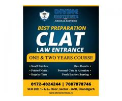 Divine Institute - CLAT Coaching In Chandigarh