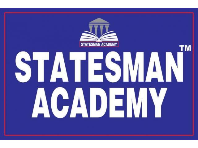 Statesman Academy - CSIR NET Life Science Coaching in Chandigarh