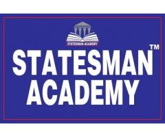 Statesman Academy - CSIR NET Life Science Coaching in Chandigarh