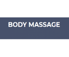 Body Massage Spa Gurgaon